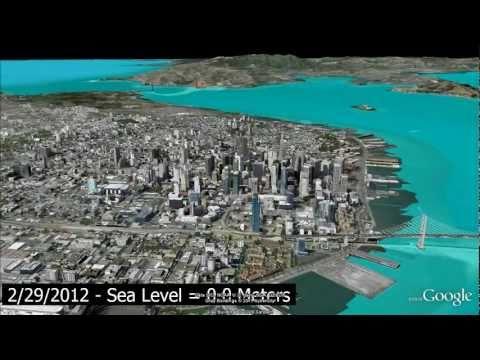 (RWC-033) RockWorks: EarthApps - Sea Level Rise Simulations (RockWorks16)