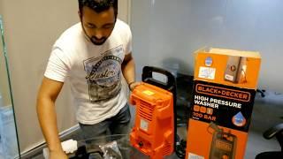 Black + Decker Pressure Washer 1300w | PakWheels Auto Parts & Accessories