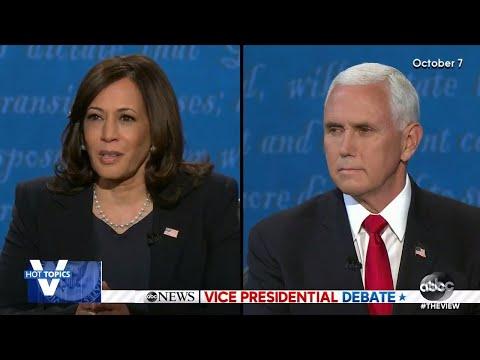 Clear Winner In Pence-Harris Debate? | The View