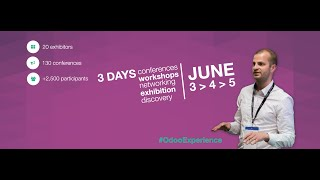 Odoo Experience 2015 - Day 1