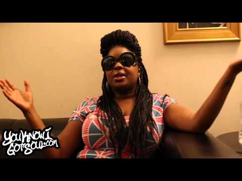 Nicole Wray Interview - Joining Lady the Band, New Music, Static and Aaliyah Memories