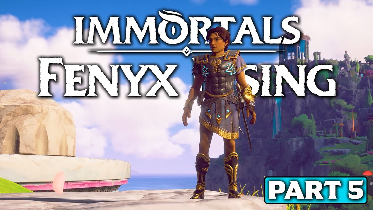 Immortals Fenyx Rising: Gameplay Preview - Part 5 (Final Part)