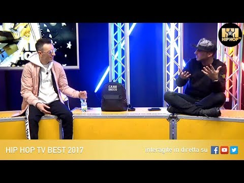 HIP HOP TV BEST 2017 CON CANESECCO WAD