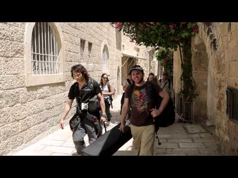 Gen NEXT - Extreme sports on the walls of Jerusalem