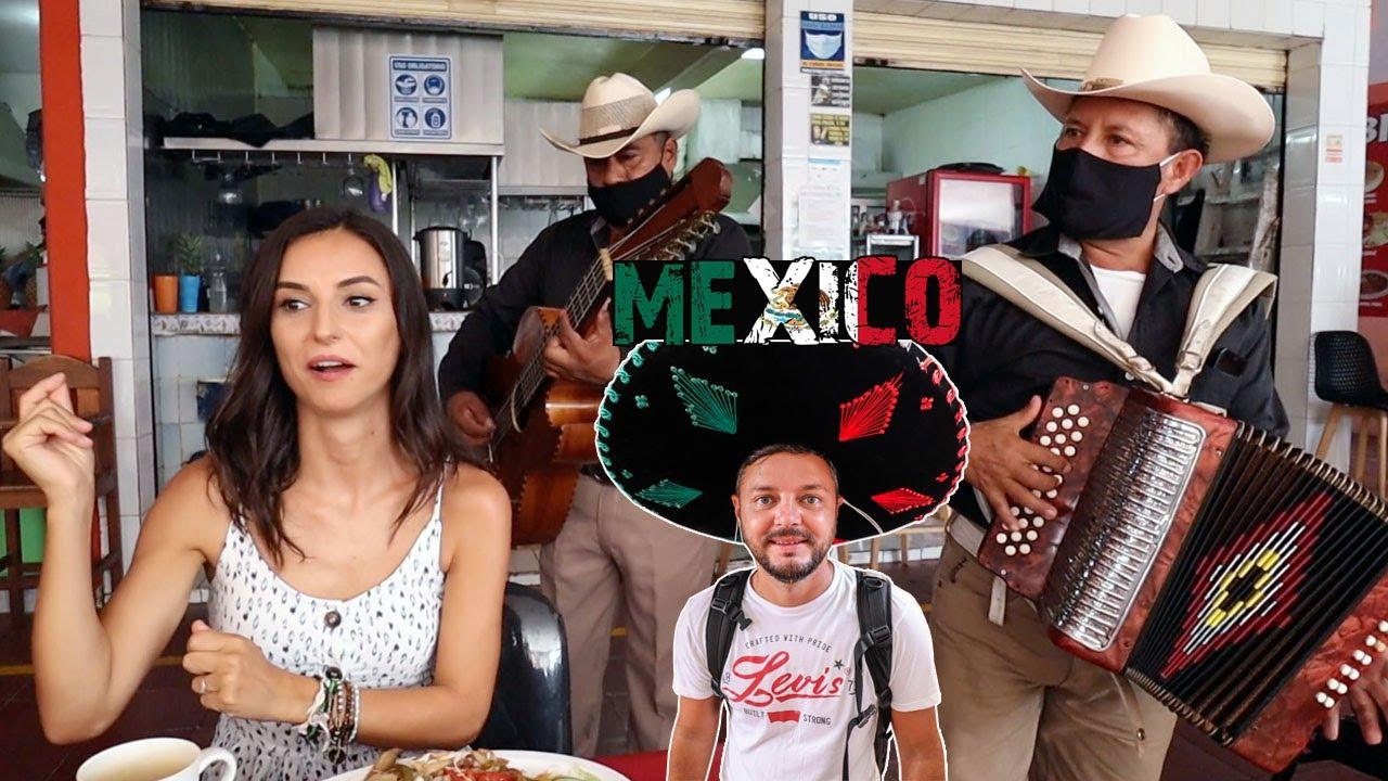 In spatele resorturilor de lux din CANCUN! Simti ca ai ajuns in MEXIC