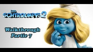 walkthrough les schtroumpfs 2 new york part 3 - non commentée FR / HD