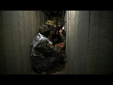 سي أن أن داخل أنفاق -الجهاد الإسلامي- في غزة  - نشر قبل 3 ساعة