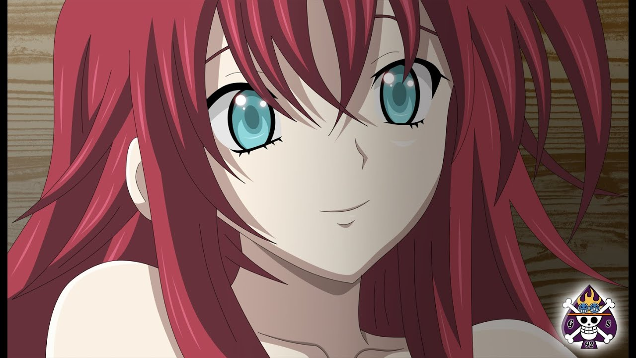 Samurai Warriors 4 - Created Character 4 ~ Rias Gremory ...