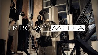(#CroftBlock) 2Splashy x Crasha - Too Rude [Music Video] (4K)   KrownMedia