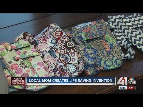 Local mom creates life-saving invention