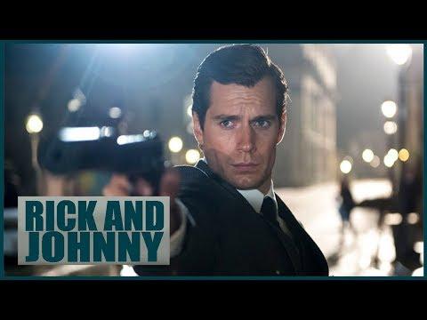 Should Henry Cavill Be The Next James Bond?