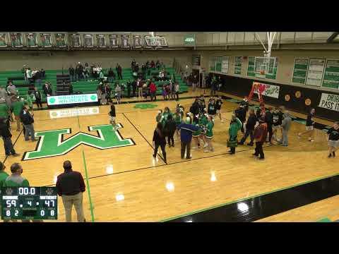 Mogadore High School vs. Southeast Varsity Mens' Basketball