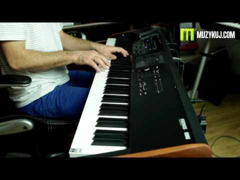 Korg Kronos HD Keyboard Sounds
