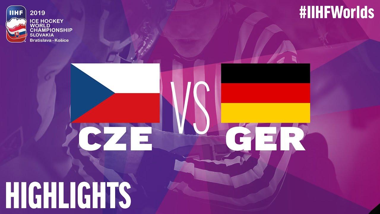 11216aa8ac6ef ONLINE: Česko - Nemecko (MS v hokeji 2019, štvrťfinále, LIVE) - Šport SME