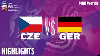 Czech_Republic_vs._Germany_-_Game_Highlights