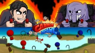 "Cannon Brawl | ""Random Battles Are The Craziest Thing Ever"" 