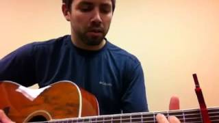 "Eric Church - ""Love Your Love the Most"" - Instructional Acoustic"