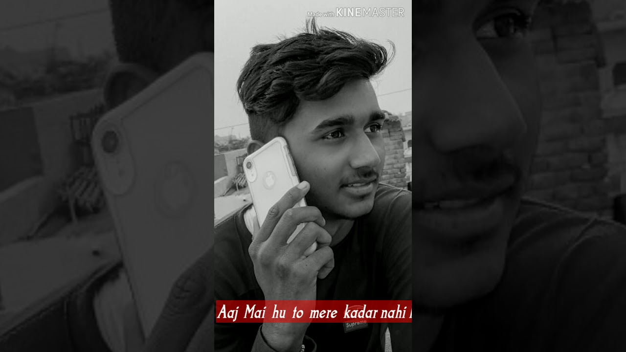 Motivational WhatsApp status RK Aaj Hun Main To Meri Kadar Nahin