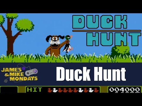 Duck Hunt (NES) James and Mike Mondays