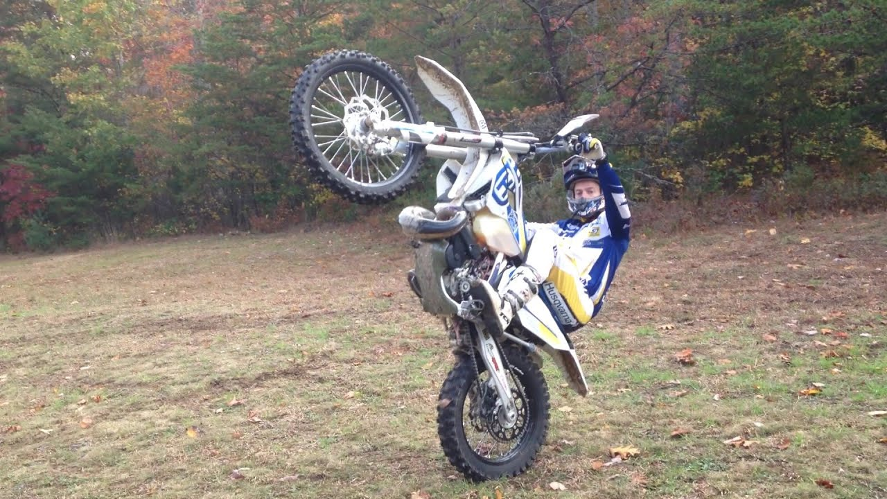 how i learned to rock the dirt bike