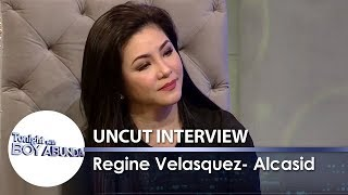 TWBA Uncut Interview: Regine Velasquez-Alcasid