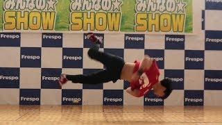 スタジオMJ with 九州男児新鮮組 地域のエンターテイメント「みんなの☆SHOW」in フレスポ鳥栖