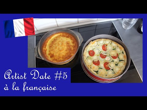 Dating Myself: Artist Date No. 5 | La cuisine française feat. YUMYUM