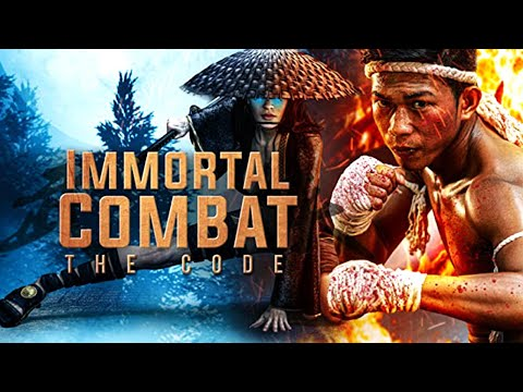 Immortal Combat: The Code    2021 New Tamil Dubbed Movie    Hollywood Action Movie Full HD