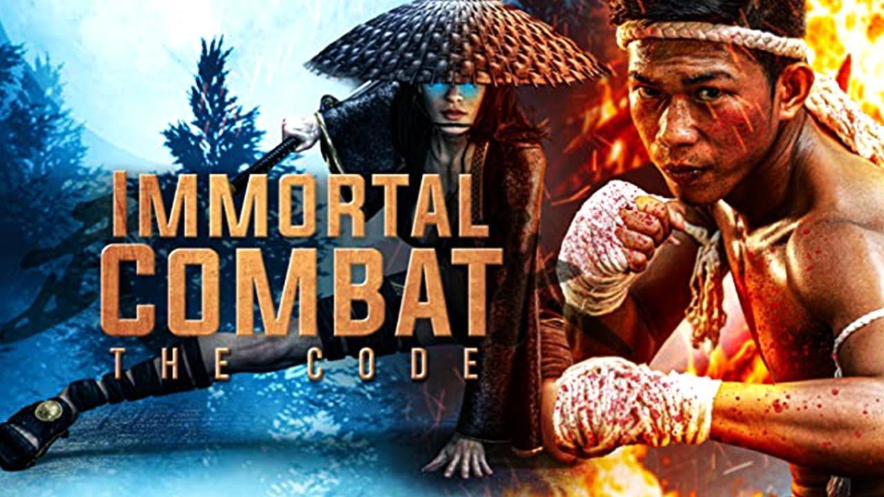 Download Immortal Combat: The Code || 2021 New Tamil Dubbed Movie || Hollywood Action Movie Full HD