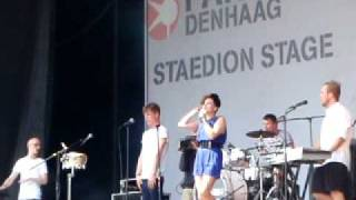 Alphabeat - Touch Me Touching You (Live @ Parkpop, 27-06-10)