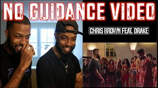 "CHRIS BROWN FEAT. DRAKE ""NO GUIDANCE""  REACTION 