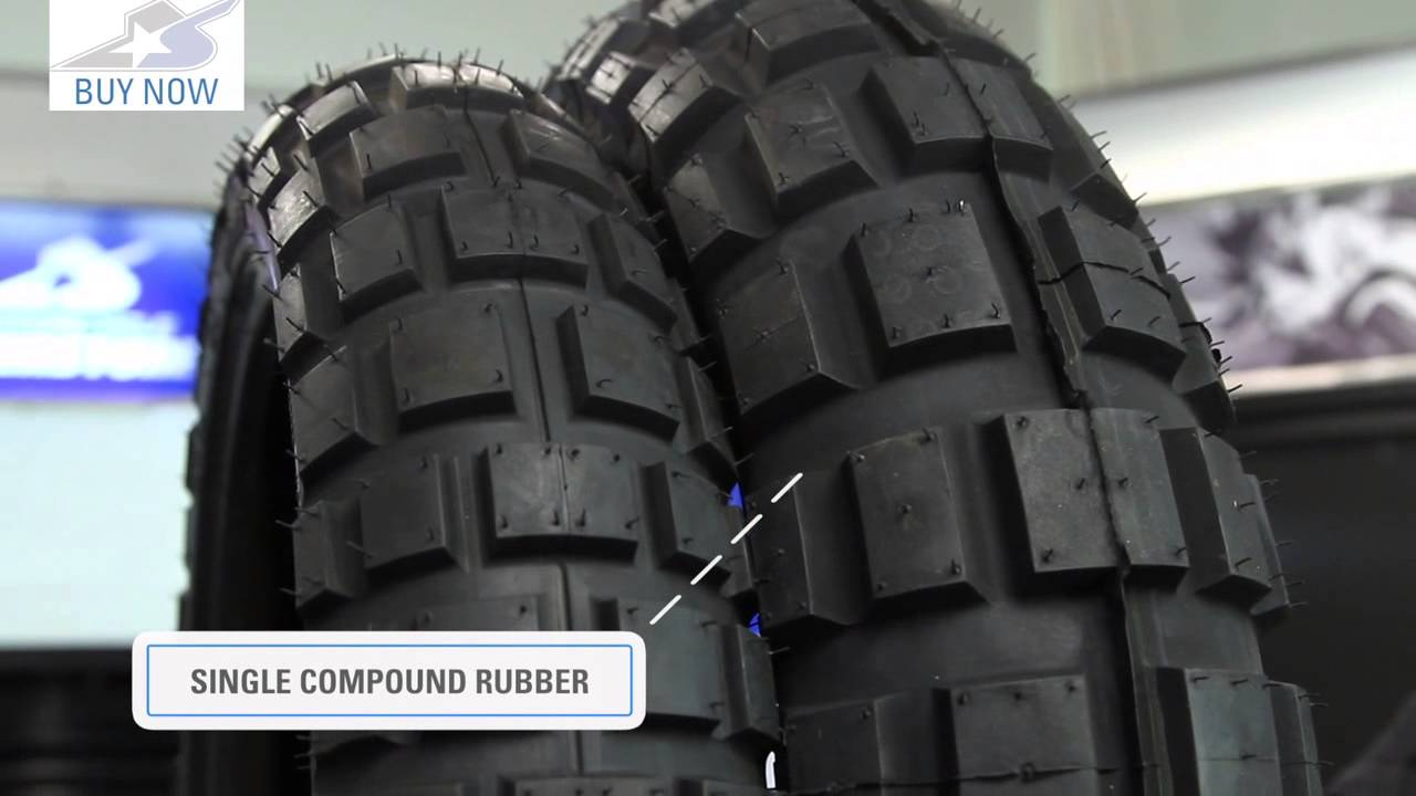 Best Dual Sport >> Continental TKC 80 Twinduro Dual Sport Tires | Motorcycle Superstore - YouTube