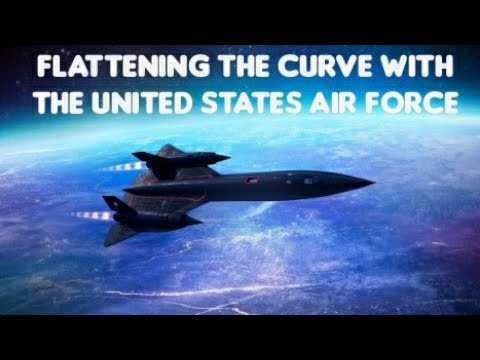 Flat Earth: Flattening the curve with the United states air force