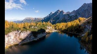 GoPro HERO6 & Karma: The Season of Colors in the Alps in 4K