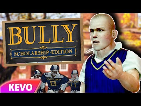 Bully: Scholarship Edition but everyone hates me |