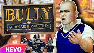 Bully: Scholarship Edition but everyone hates me