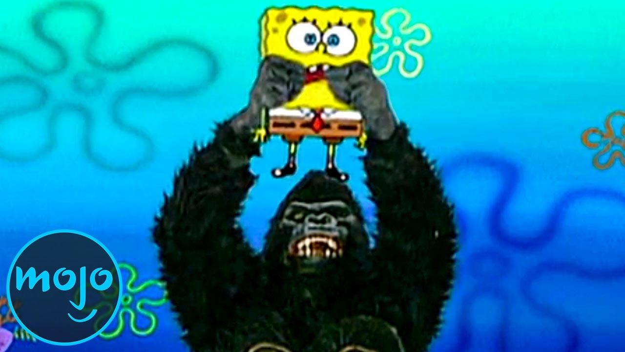 Download Top 10 Times SpongeBob Squarepants Broke the 4th Wall