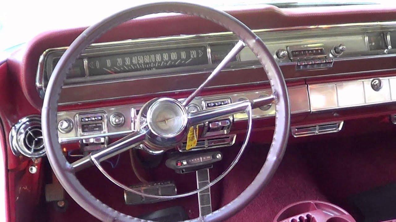 1962 62 pontiac bonneville sold