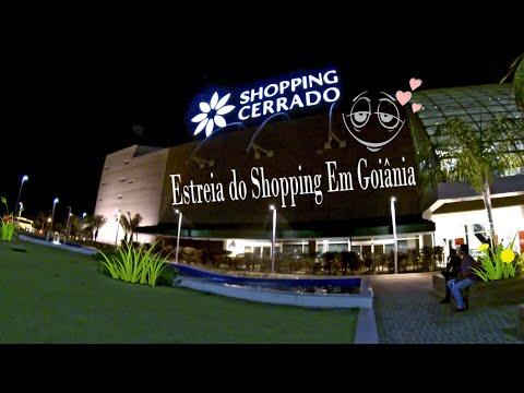 Shopping Do Cerrado Goiânia  Estreia / Fan 150 2014
