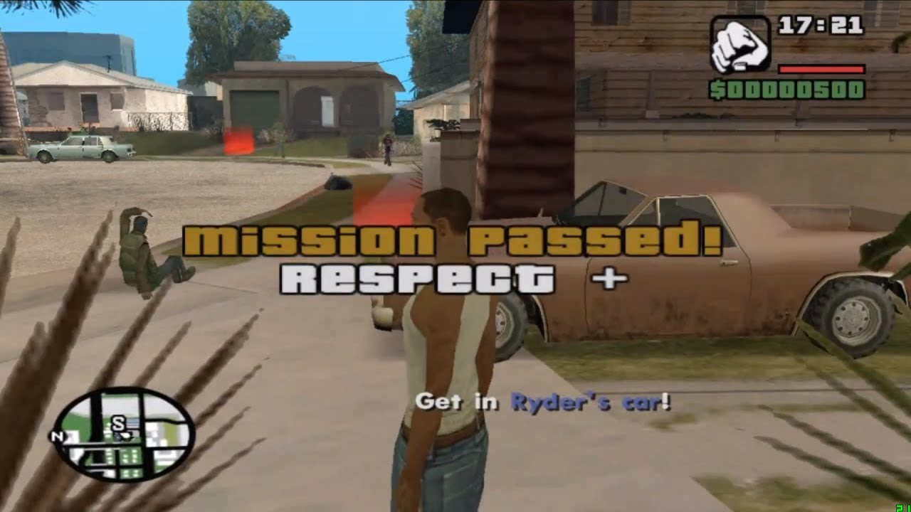 gta san andreas how to skip missions