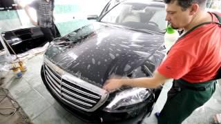 видео Защита краски автомобиля