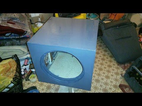subwoofer selber bauen subwoofer selber bauen anleitung. Black Bedroom Furniture Sets. Home Design Ideas