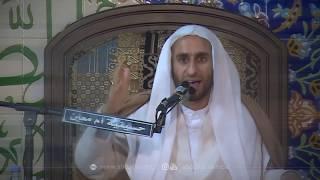 نويت أكتب قصيدة بغيرة العباس - الشيخ عبدالحي آل قمبر