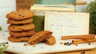 Banana Bread, Cookies & Peanut Butter Squares | Grandma's Recipes