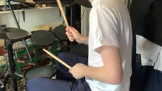 Bee Gees - You Win Again - Drum Cover