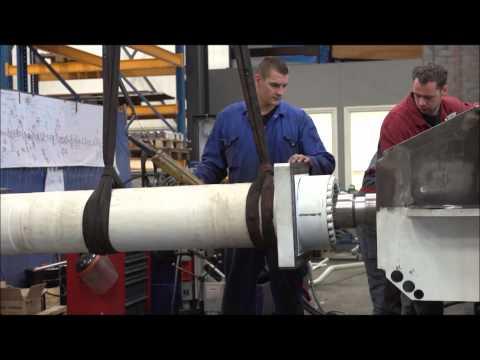 Bronneberg Super3 Scrap Baler - Paketierpresse - Schrottpresse - Balpressar - Presses à ferrailles
