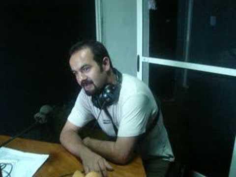 Catalin Cornea & Ovidiu Popescu in dialog la Radio Targu Jiu