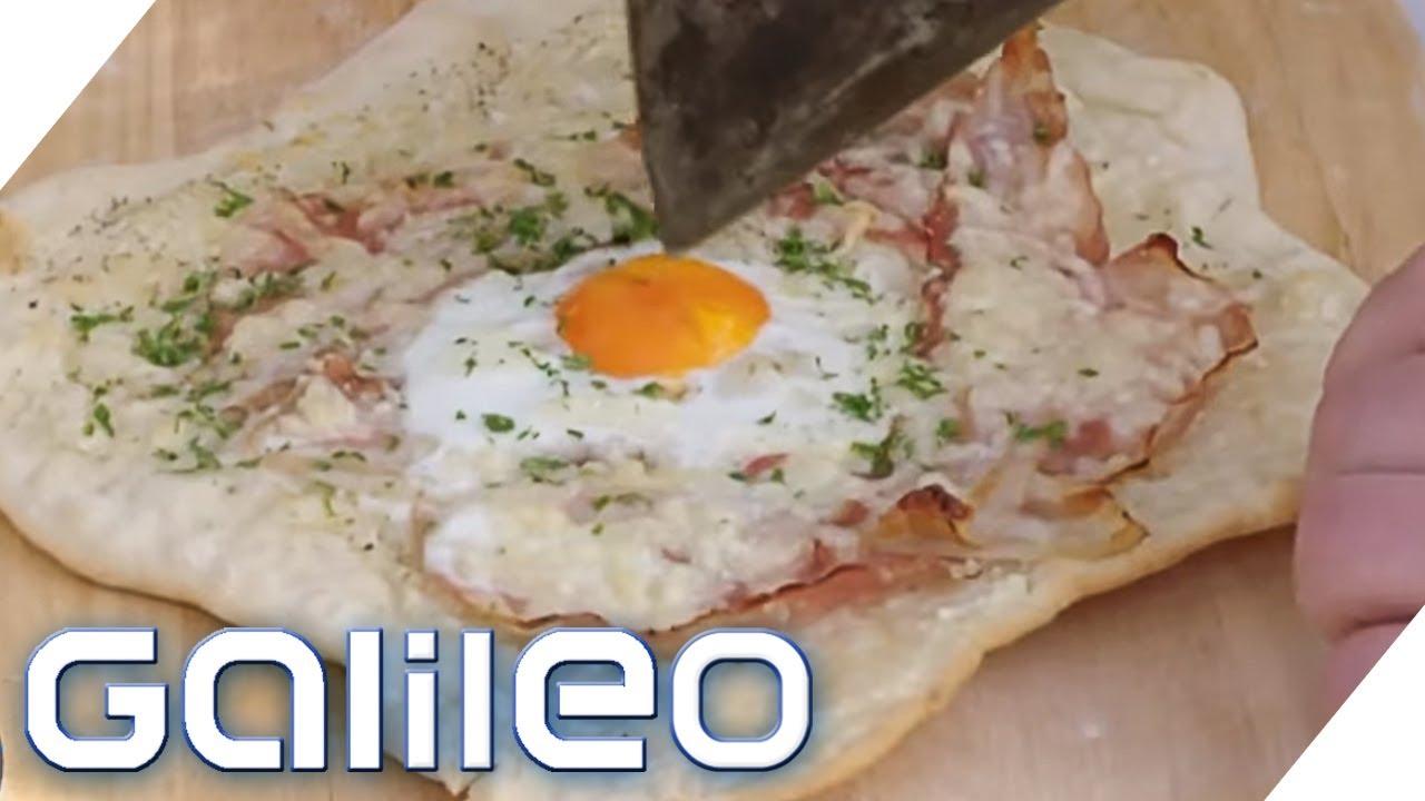 Grillen zum Frühstück - schmeckt das? | Galileo | ProSieben