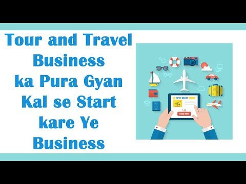 Tour And Travel Business | Agency | Start Karne Ke Steps Hindi Me And Support