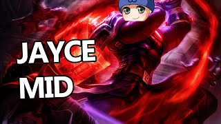 League of Legends - Jayce Mid - Full Game Commentary